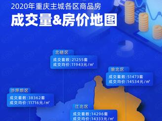 逆风局2020丨重庆新房市场大数据复盘