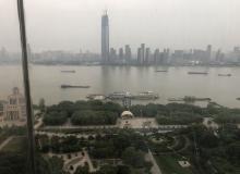汉口江滩入选全国十大赏月胜地